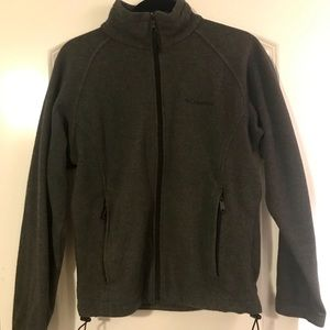 Columbia women's zip up sweatshirt